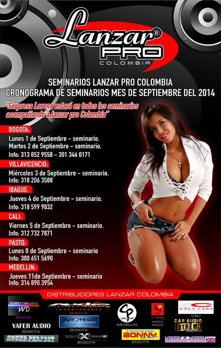 seminarios colombia